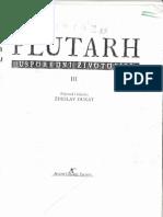 Plutarh - Usporedni životopisi (odlomak)