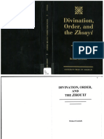 Divination, Order, and the Zhouyi by Richard Gotshalk