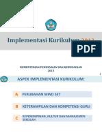 0. Impementasi Kurikulum 2013-Sawal Gultom