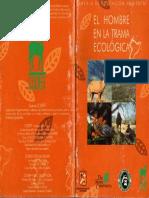 EL HOMBRE EN LA TRAMA ECOLOGICA - CARTILLA DE EDUCACIÓN AMBIENTAL