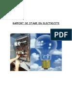 Rapport de Stage Electricien