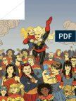 Captain Marvel issue 17 exclusive preview