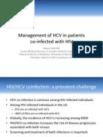 HCV/HIV 2013