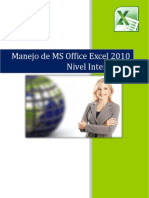excel nivel intermedio