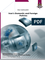 Iran's Domestic and Foreign Policies