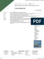 JavaBeans ActiveX Bridge FAQ