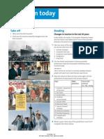 Worksheet 3 - Tourism Today