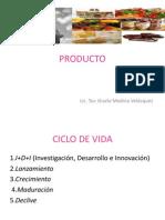 7. Estrategias Ciclo de Producto Mkt