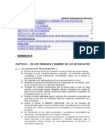 Normativa Plan 2008