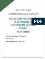 David Valle Proyecto Transfer