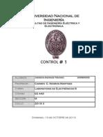 Control I EE443 2013II