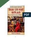 Bart Erman Isus to Nije Rekao
