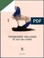 El Zoo de Cristal- Tennessee Williams