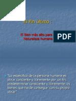 Etica Fin Ultimo