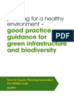 Green Infrastructure Guide TCPA TheWildlifeTrusts