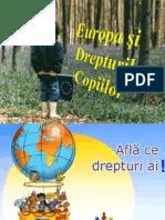 0_europa_si_drepturile_copiilor.ppt