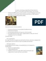 El romanticismo propuesta Nº2