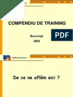 2 Compendiu de training.ppt