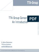 TTA Group Introduction