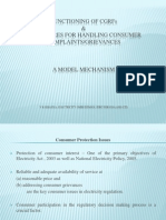 Functioning of CGRFs & Procedures for handling consumer complaints.ppt