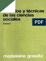 Metodos y Tecnicas de Las Ciencias Sociales Tomo1