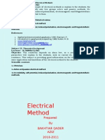 Lecture-12- Introduction & Theoritical -Electrical Method.ppt