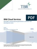 IBM Cloud Services