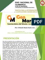 Geomaro Alternativa Determinacion Clasificaciones Geomecanicas