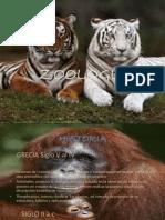Historia de La Zoologia y Sus Ramas