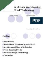 Data warehousing and OLAP technology.ppt