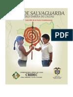 PLAN DE SALVAGUARDA PUEBLO EMBERA CALDAS