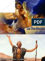 24 Tres mensajes angélicos
