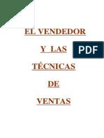 MURALLAS - El Vendedor Y Las Técnicas De Ventas 2