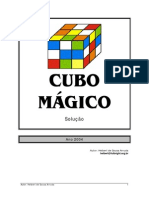 Solucao Do Cubo Magico