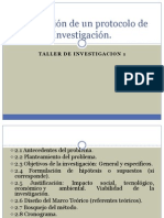 Taller de Investigacioncontinua