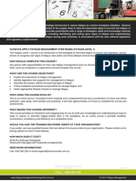 TLIF2010A Fatigue Management Fact Sheet