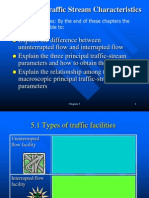 Chapter 5 traffic stream .ppt