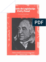 Tratado de Legislacion Civil y Penal - Tomo Vii - Jeremias Benthan - PDF