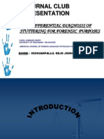 DIFFERENTIAL DIAGNOSIS OF