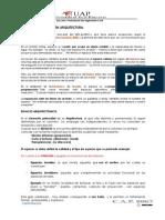 ESPACIO ARQUITECTÓNICO (1)