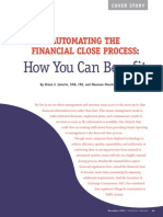 Automating The Financial Process - How you can benefit