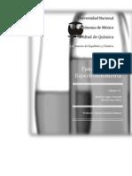 Fundamentos de espectofotometría (cálculos)
