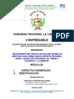 Entregable 02 - Aspectos Generales e Identificacion Pueblo Nuevo