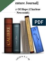 [Adventure Journal] - A Glimar of Hope (Charlene Newcomb)