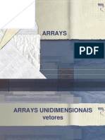 Aula 6 2013-1- Arrays