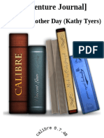 [Adventure Journal] - To Fight Another Day (Kathy Tyers)