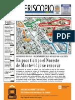 Periscopio Nº163. El Noreste de Montevideo se renueva