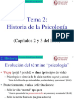 ESCUELAS PSICOLOGICAS - RESUMEN