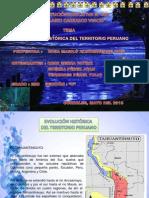 Evolucion Historica Del Territorio Peruano