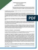 INTRODUCCIÓN A LAS WEBQUESt